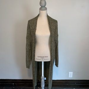 Silence and Noise Long cardigan
